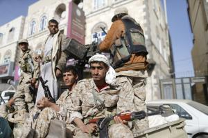 Shiite rebels clash with military in Yemen capital