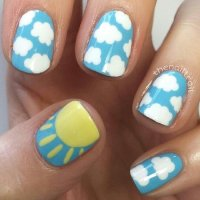 The best feel good nail art designs | View photo - Yahoo