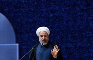 Iranian President Hassan Rouhani says economic sanctions …