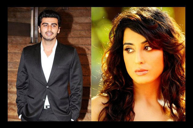 Arjun Kapoor and Sultry Siren