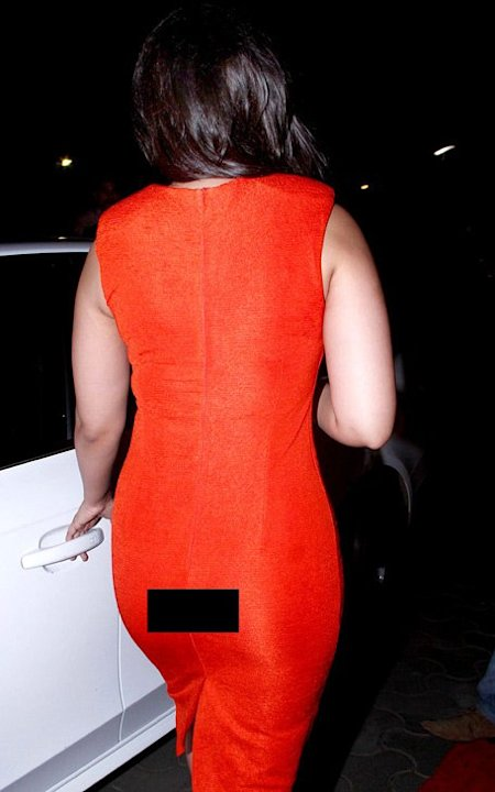 Celebrity wardrobe malfunction moments