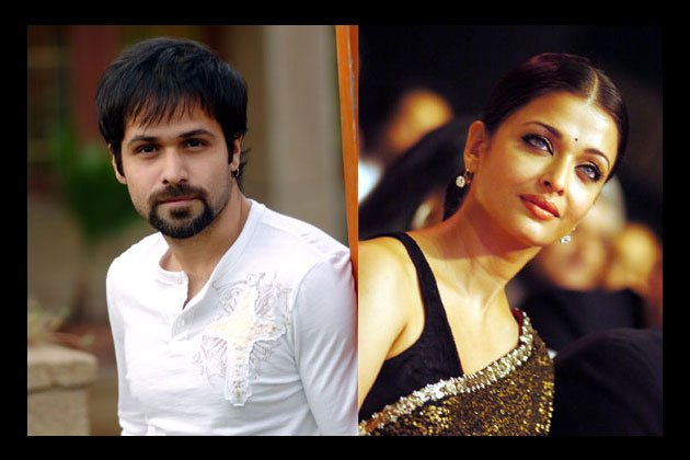 Aishwarya Rai and Hashmi