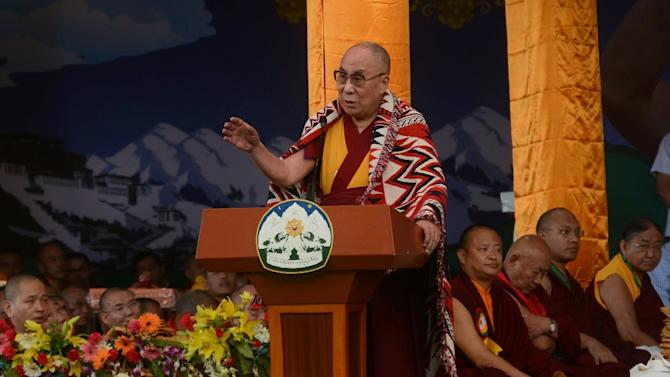 The 80-year-old Dalai Lama is a Nobel peace laureate who continues to be the global figurehead for Tibetans around the world
