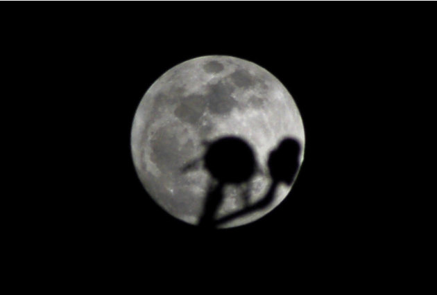 PADANG, 6/5 - SUPERMOON. Pucuk …