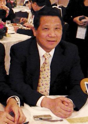 File photo of Macau real estate developer Ng Lap Seng …