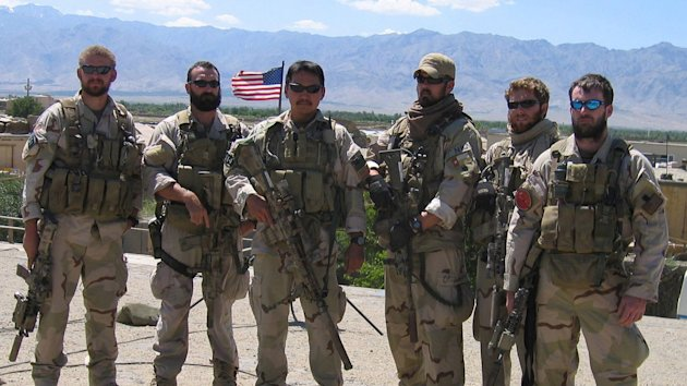 The SEALs of Operation Red Wings
