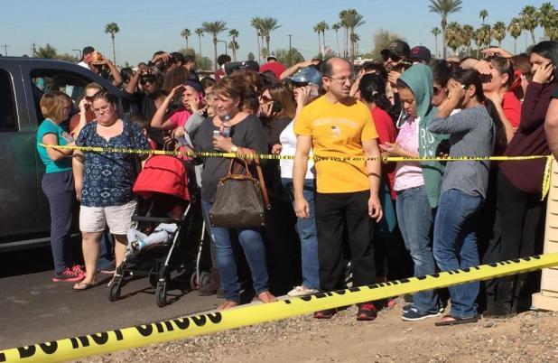 Glendale school shooting