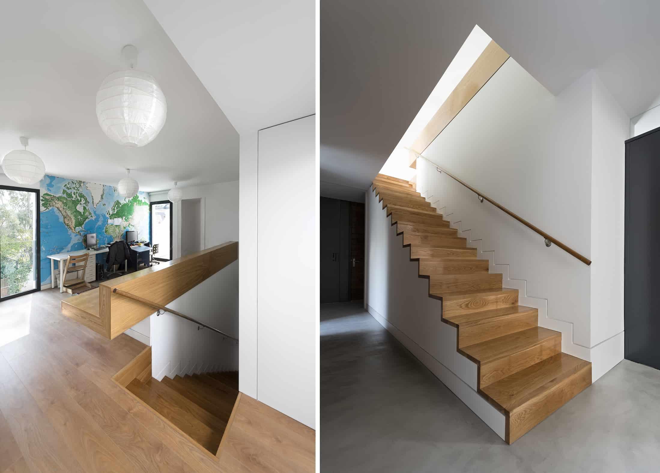Vivienda_IA - interiorismo y escaleras - LANDINEZ+REY | equipo L2G arquitectos, slp [ eL2Gaa ]