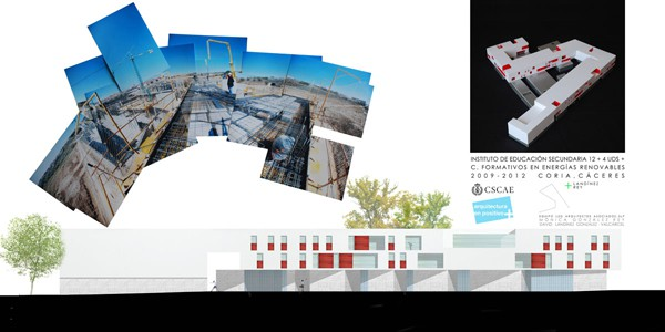 Arquitectura en Positivo - CSCAE - LANDÍNEZ+REY | equipo L2G arquitectos, slp [ eL2Gaa ]