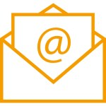 Icon | Email 2 | Orange