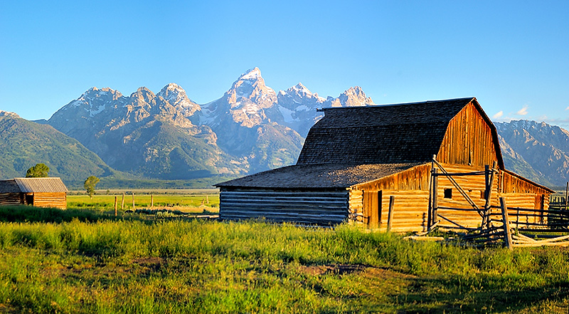 National Park Tour: Grand Teton