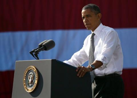 Tổng thống Mỹ Barack Obama…