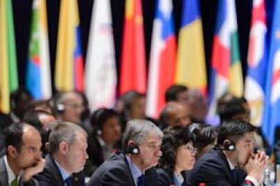 FIFA Members attend the FIFA electoral congress on…