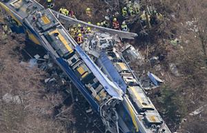 Train crash in Germany kills at least 9, injures nearly…