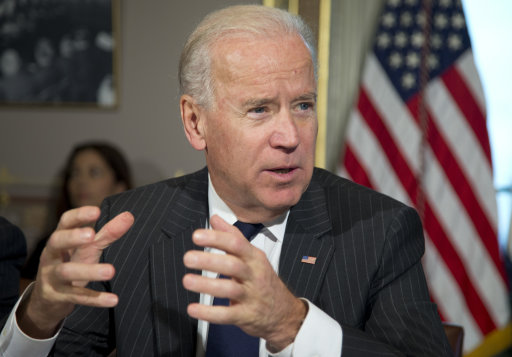 Biden: 'We have to take action' on gun control