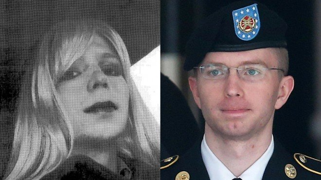 """I am Chelsea Manning. I am female."""