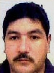 "This undated image provided by U.S. Department of Treasury, Office of Foreign Assets Control shows Ivan Velazquez Caballero, known as ""El Taliban."" ""A person who is presumed to be, and acknowledges being, Ivan Velazquez Caballero, was captured in the state of San Luis Potosi"" in north-central Mexico, the navy said in a statement Wednesday night Sept. 26, 2012. If confirmed, Velazquez Caballero's arrest could calm some of the brutal violence that has hit border cities like Nuevo Laredo, across from Laredo, Texas, in recent weeks. (AP Photo/US Department of Treasury)"
