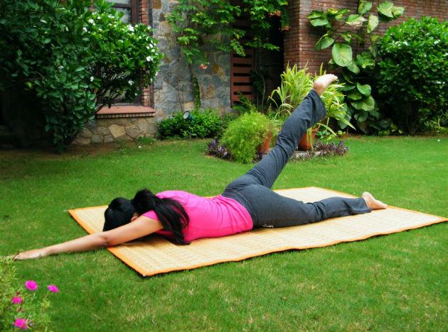 Yoga for a stronger back