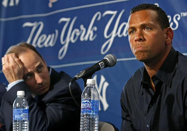 A-Rod was scolded by Cashman for his tweet.