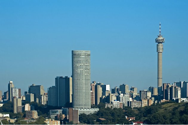 Johannesburg is one of the…