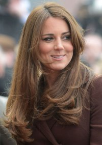 kate middleton hair colour home