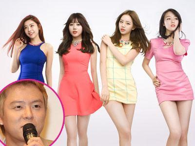 Hyeri Pacaran dengan Tony Ahn, Kepopuleran Girl's Day Menanjak?