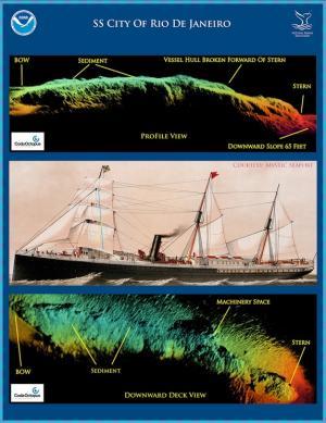 Golden Gate's Deadliest Shipwreck Located