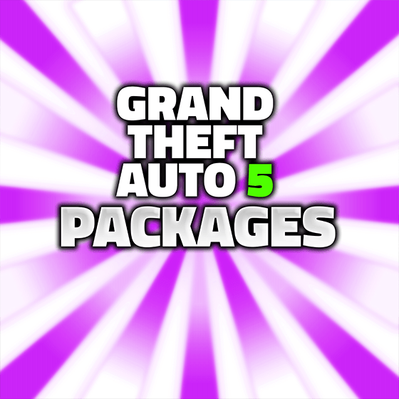 GTA 5 Mod Packages