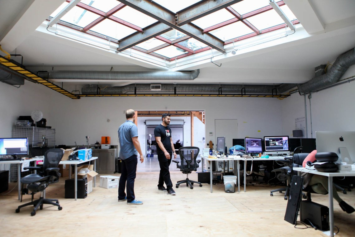 Wevr office tour