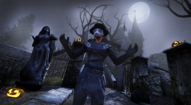 Celebrate Halloween in The Secret World