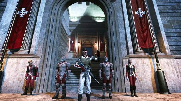 Templars HQ in London