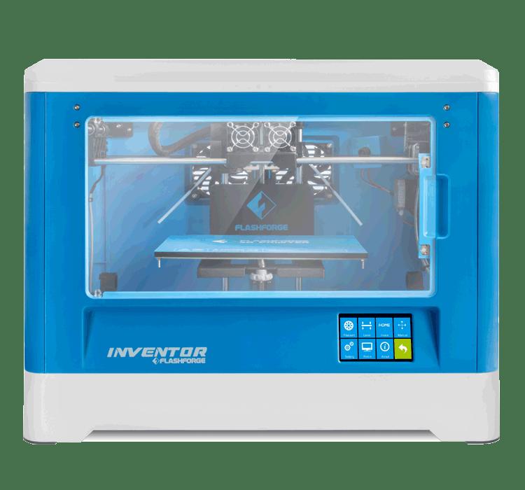 flashforge inventor 3D printing