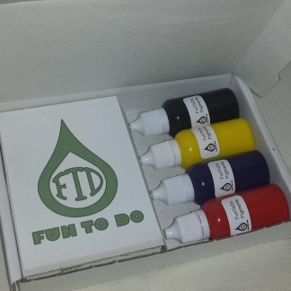 FTD-DLP-RESIN-PIGMENTS