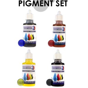 Monocure UV Resin Pigment Set