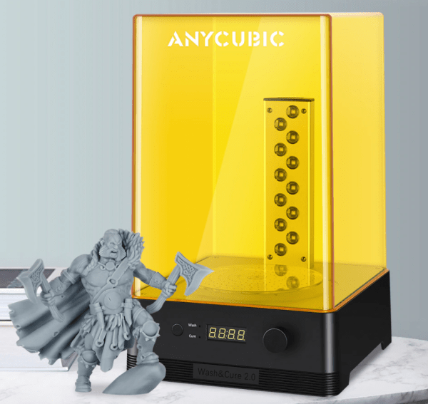 Anycubic Wash & UV cure