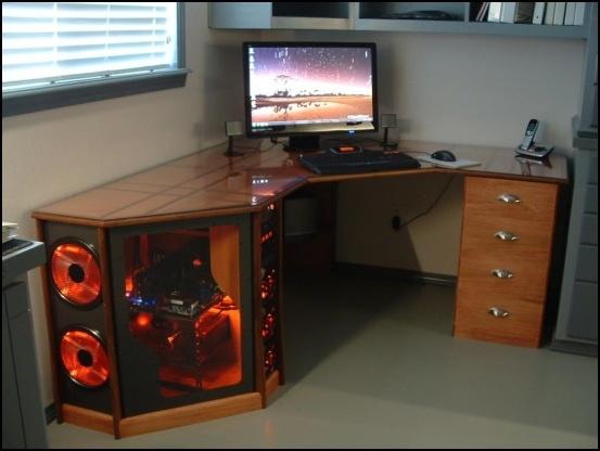 Other Desk Builds  L3p