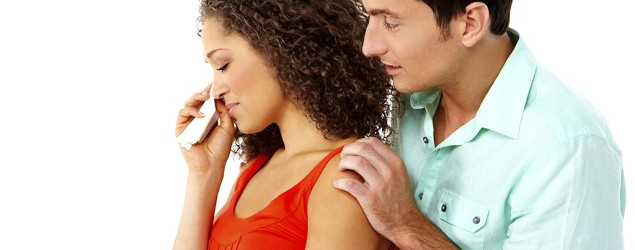 Two words a guy should never tell a woman (Thinkstock)
