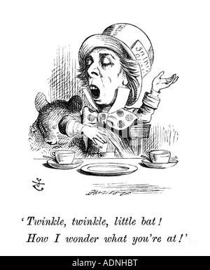 Illustrations to Lewis Carroll s Alice in Wonderland by