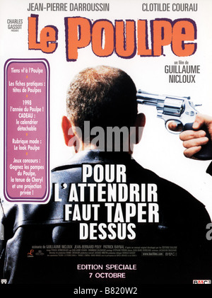 Le Poulpe (film) : poulpe, (film), Poulpe, Year:, France, Jean-Pierre, Darroussin,, Clotilde, Courau, Director:, Guillaume, Nicloux, Presskit, Stock, Photo, Alamy