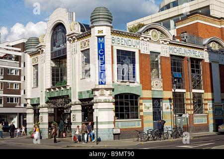 The Michelin Building in South Kensington London UK Stock Photo - Alamy
