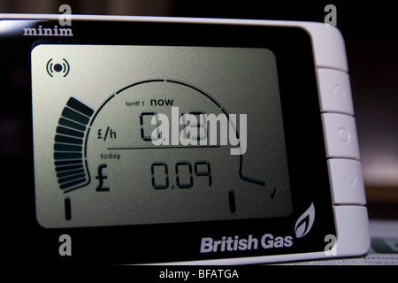 A British Gas Electricity Monitor Stock Photo 38426294  Alamy