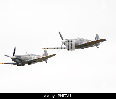Supermarine Spitfire Mk IXB MH434 at the Goodwood Revival