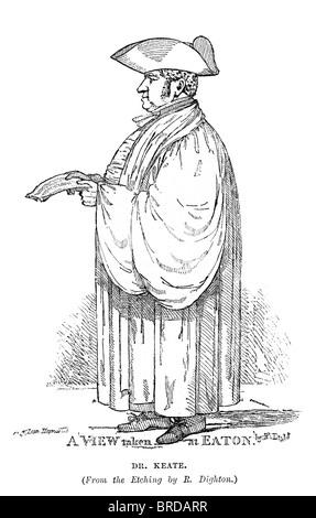 Portrait of a Georgian Man in Traditional Georgian Costume