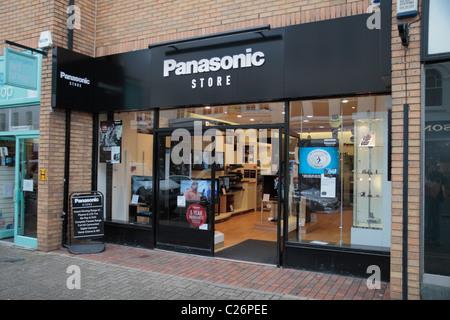 Panasonic shop Stock Photo: 32779089 - Alamy