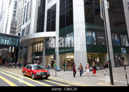Marks & Spencer store in central Athens in Greece Stock Photo: 34498966 - Alamy
