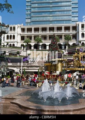 dh TSIM SHA TSUI HONG KONG Intercontinental hotel New World Centre Stock Photo: 43227985 - Alamy