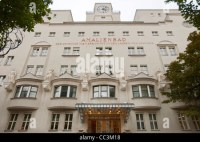 Wien, Amalienbad Stock Photo: 113857889 - Alamy