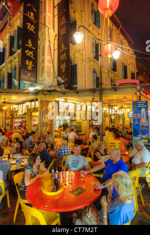 Restaurants and Cafes in Chinatown Singapore Southeast