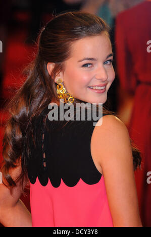 Celine Buckens 'War Horse' UK premiere - After party held at The Stock Photo: 59602926 - Alamy