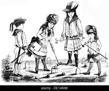 fashion, children's fashion, sailor suit, wood engraving